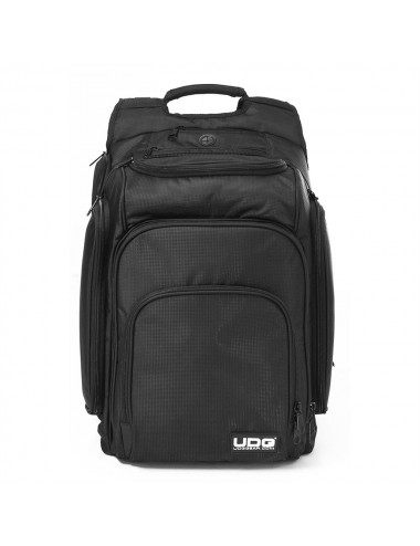 UDG Ultimate DIGI Backpack Black/Orange Inside Zaino per Laptop Nero U9101BL/OR